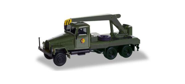 Herpa 746281 IFA G5 militare  gru