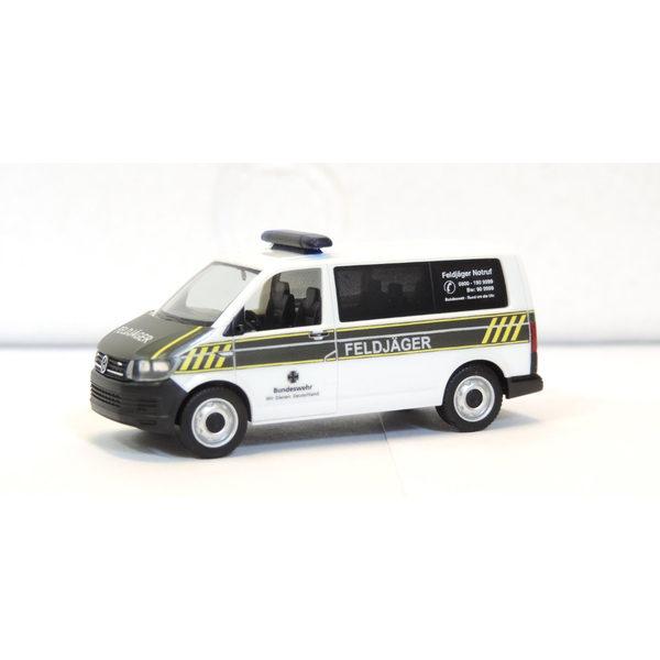 """Herpa 746298 VW T6 """"Feldjager"""""""