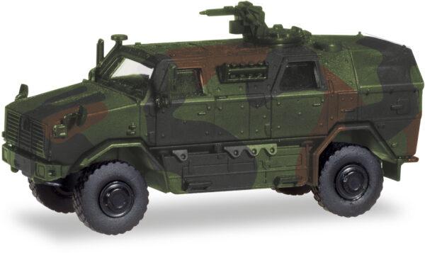 Herpa 746397 ATF Dingo con KMW 1530
