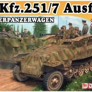 Dragon 7605 Sd. Kfz: 251/7 Ausf.D