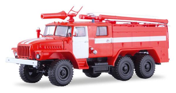 Herpa 83SSM1232 AC-40 PM-102B pompieri
