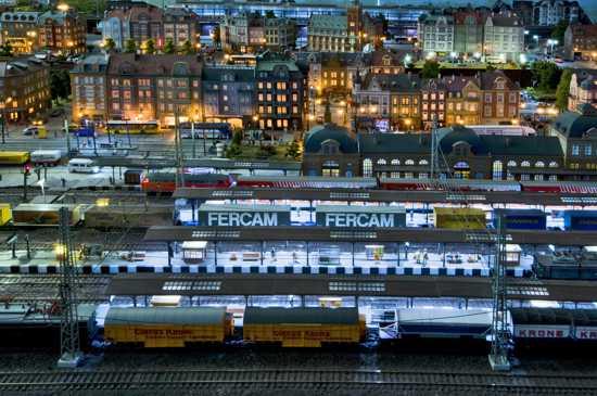 Progetto plastici ferroviari