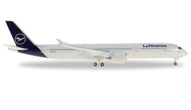 """Herpa 532983 AIRBUS A350-900 LUFTHANSA """"SCHWERIN"""""""