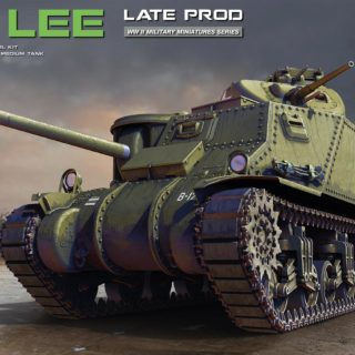 MiniArt 35214 M3 Lee Late Prod.