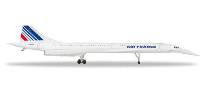 Herpa 532839 Concorde Air France