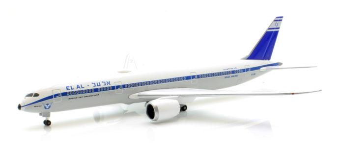 Herpa 533201 Boeing 787-9 Dreamliner El Al