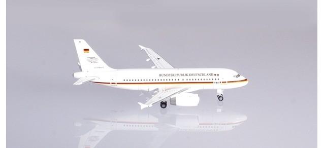 Herpa 533409 Airbus A319 Luftwaffe Flugbereitschaft