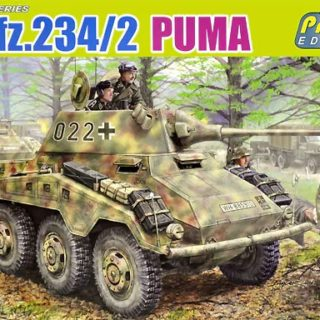 Dragon 6943 Sd.Kfz.234/2 Puma (Premium Edition)