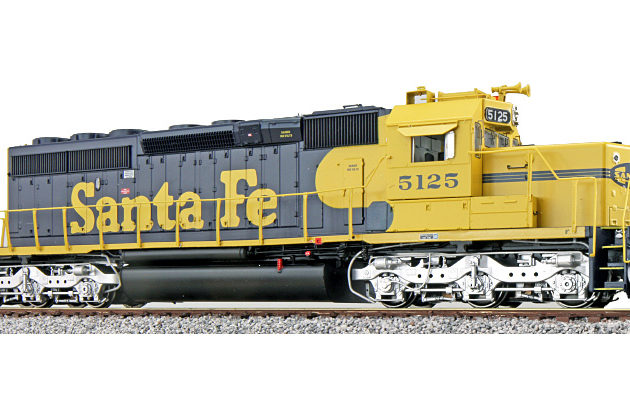Esu 31450 Loco diesel Atchison Topeka e Santa Fe SD40-2