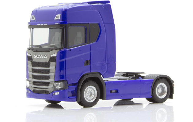 Herpa 306768-002 Scania CS20 HD motrice