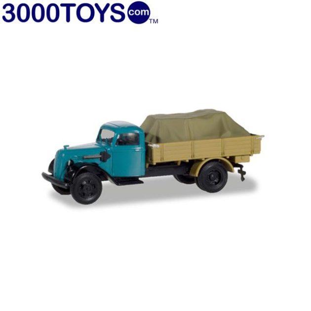 Herpa 310291 Ford V3000 Camioncino con carico coperto