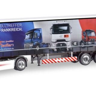 Herpa 311069 Renault T FIEDLER transport