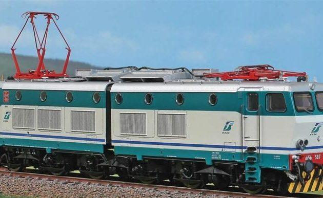 Acme 60283 Locomotiva elettrica FS E 656 587