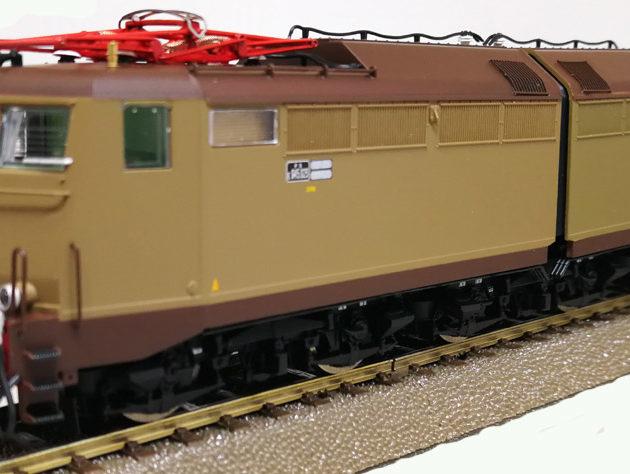 Acme 60480 Locomotiva elettrica FS E 645 023