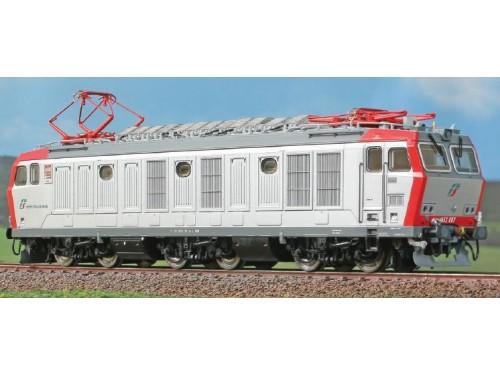 Acme 69497 Locomotiva elettrica Mercitalia Rail E652 087; livrea grigio/argento/rosso; ep VI; sound