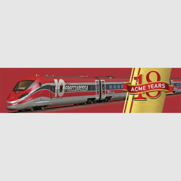 Acme 70204 Treno FS ETR 400 Frecciarossa '10 anni di Frecciarossa'