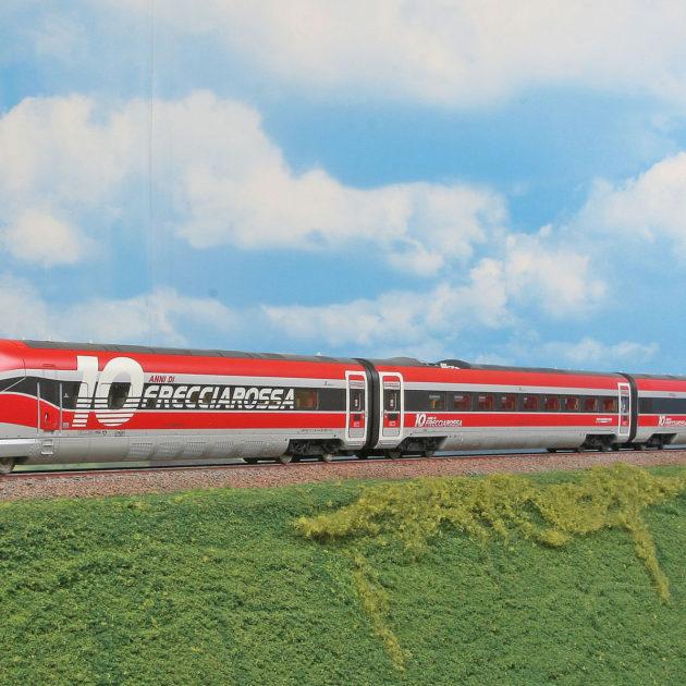 Acme 79204 Treno FS ETR 400 Frecciarossa '10 anni di Frecciarossa'