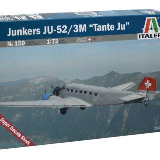 ITALERI 0150 Ju-52 Civilian