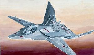 ITALERI 0162 Mig-37 Soviet Fighter