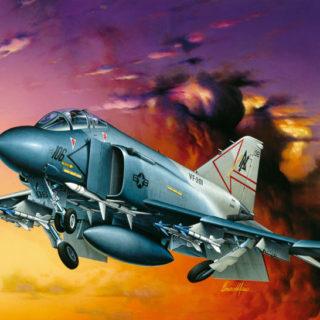 ITALERI 0170 F-4 S Phantom
