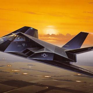 ITALERI 0189 F-117 Nighthawk