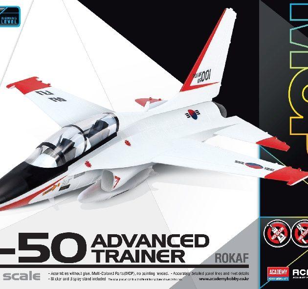 ACADEMY 12519 Rokaf T-50 Advance Trainer