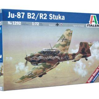 ITALERI 1292 Ju-87 B2 Stuka