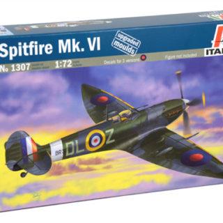 ITALERI 1307 Spitfire Mk.Vi