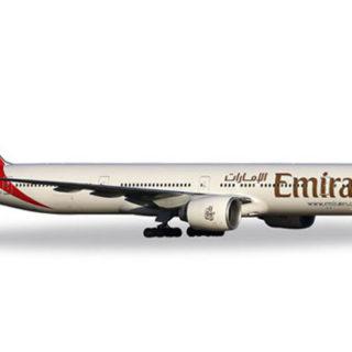 Herpa 557467 Boeing 777-300ER Emirates