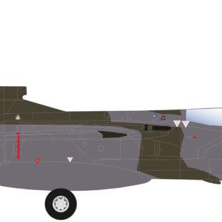 Herpa 570503 Panavia Tornado GR.4 No 31 Squadron