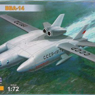Modelsvit 72014 BARTINI BERIEV VVA-14