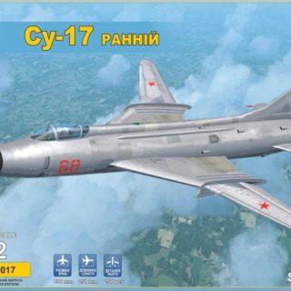 Modelsvit 72017 SUKHOI SU-17 EARLY