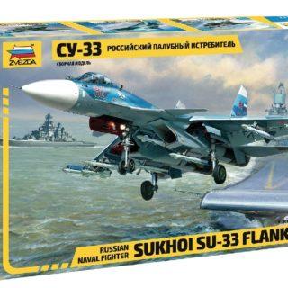 Zvezda 7297 SU-33