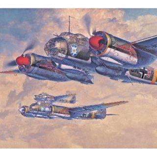 HASEGAWA HASE25 Junkers Ju88a-4