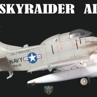 Modelsvit VS001 AD-5W SKYRAIDER