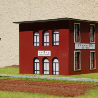 Magic-Train E006 ANAS - Casa cantoniera «Giovi»
