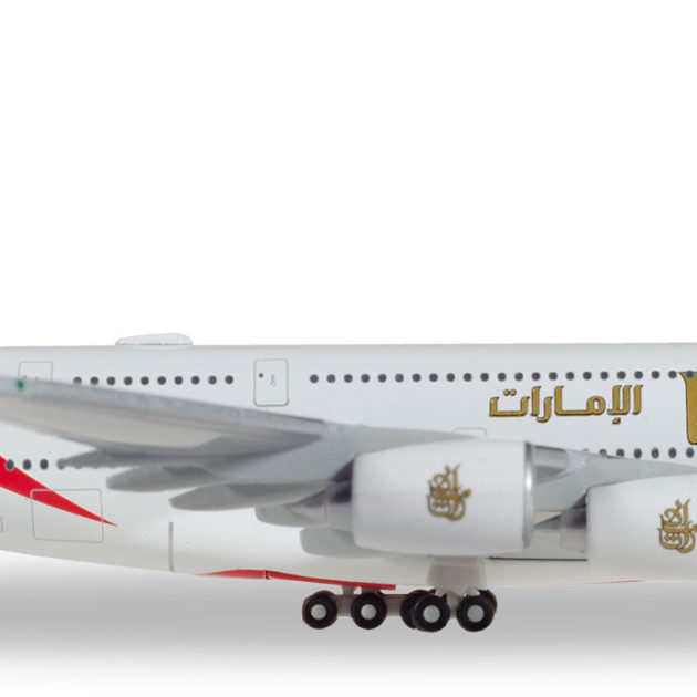"""Herpa 514521-005 Airbus A380 """"Emirates"""""""