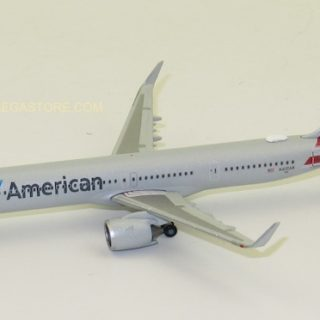 Herpa 533911 Airbus A321neo American Airlines