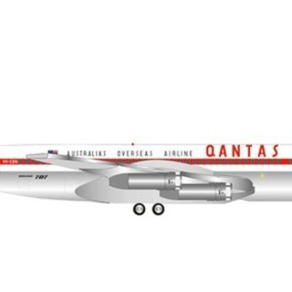 "Herpa 534079 Boeing 787-9 Dreamliner 100TH Anniverary ""Longreach"""