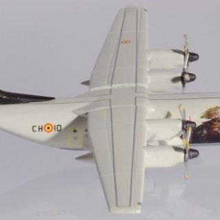 Herpa 533379 Lockeed C-130H Hercules Belgian Air
