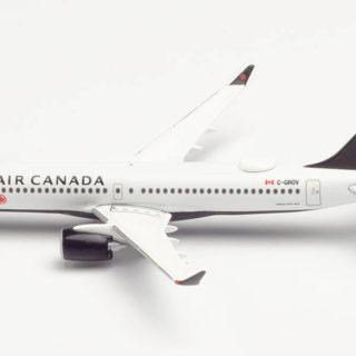 Herpa 533898 Airbus A220-300 Air Canada