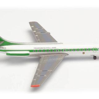 "Herpa 533997 Caravelle Transavia Sud Aviation ""Province Gelderland"""