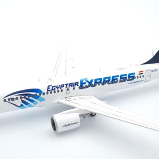 Herpa 570787 Airbus A220-300 Egiptair Express